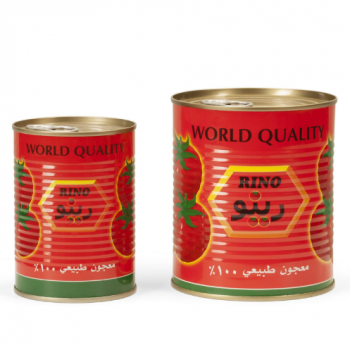 Tomato paste 400g×24 – Easy Open, Hard Open optional, Brix28-30%(Optional) – tomatopaste1-8
