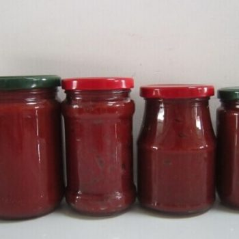 Tomato paste in Jar glass – tomatopaste 1