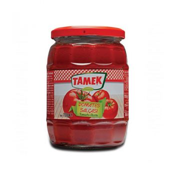 Jar Glass Tomato Paste 700g