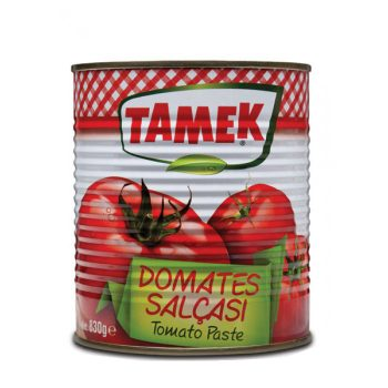 Canned Tomato Paste 830g