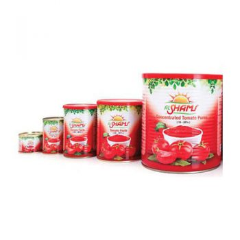 Canned Tomato Paste 70g-3000g