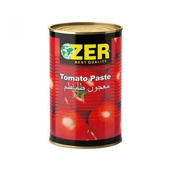 Canned Tomato Paste – 4500g