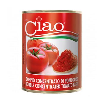Canned Tomato Paste 2.5kg